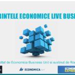 Invitație la prima ediție a Conferințelor Live Business, Mari Proiecte care pot dezvolta România