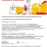 Invitaţie la Conferinţa dedicată afacerilor on-line şi start-up-urilor din Judeţul Iași