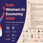 Gala Women in Economy 2020 premiază excelența în business