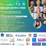 """Conferința ,,Educați pentru viață"""" – ediția a treia"""